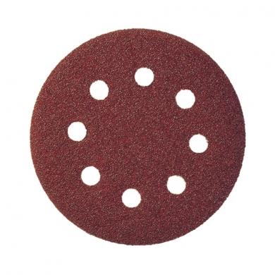 Lija tipo disco con sujeción velcro