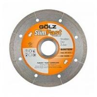 Disco diamantado SLIM FAST 115 mm GOLZ